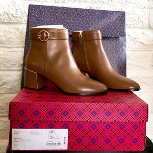 NEW Tory Burch Sophia 60mm Ankle Bootie